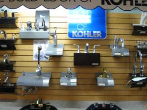 Kohler Faucets over 45 on display hundreds to choose from